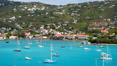 Cover picture of St. Thomas